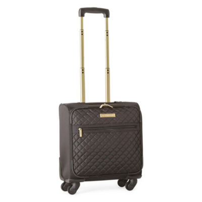 Liz Claiborne Quilted Spinner Mobile Office