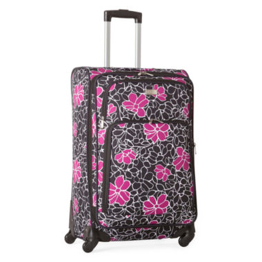 "Protocol Centennial Printed 26"" Spinner Luggage"