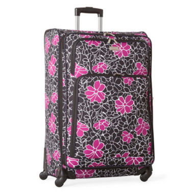 "Protocol Centennial Printed 30"" Spinner Luggage"