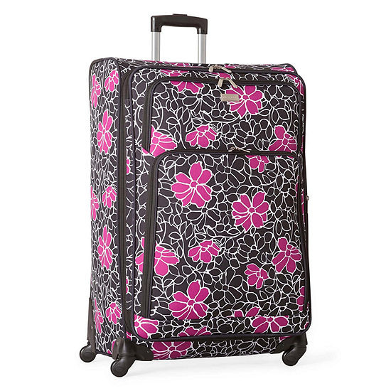 """Protocol Centennial Printed 30"""" Spinner Luggage"""