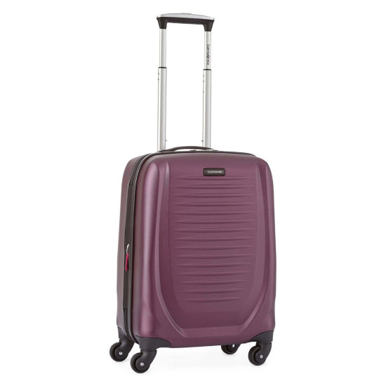 "Samsonite® SWERV 20"" Carry-On Expandable Hardside Spinner Upright Luggage"