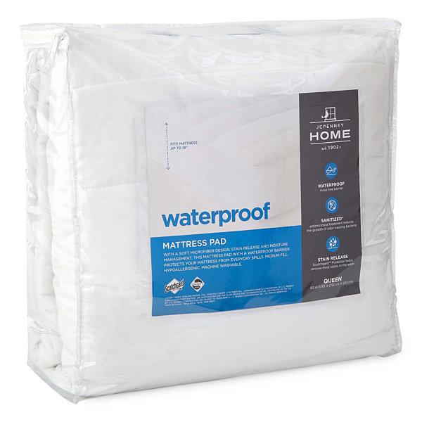 Jcpenney Home Waterproof Mattress Pad