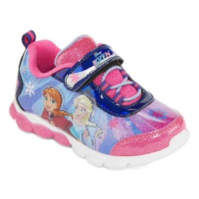 Disney Frozen Girls Sneakers - Toddler
