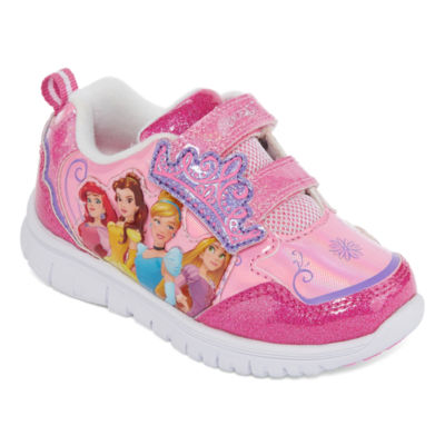 Disney Princess Girls Sneakers - Toddler