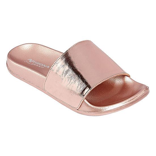 Arizona Womens Pool Slide Sandals