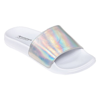 Arizona Pool Womens Slide Sandals