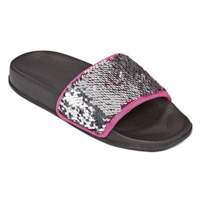 Mixit Mermaid Womens Slide Sandals