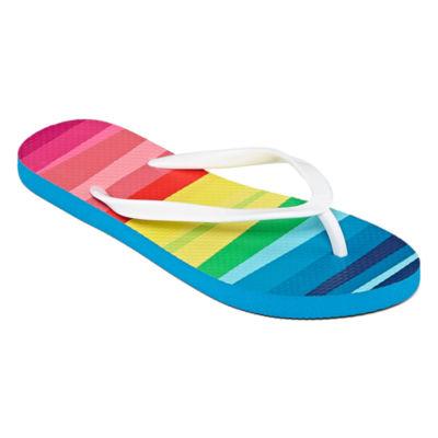 Arizona T-Strap Zori Flip-Flops