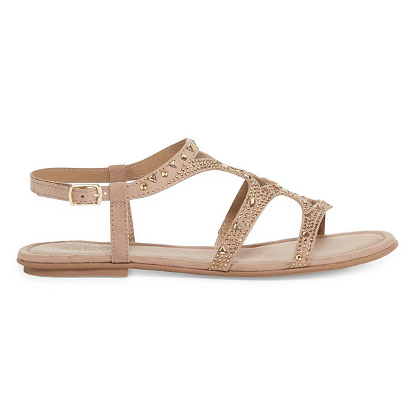 Arizona Marley Womens Flat Sandals