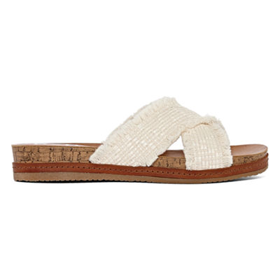 Pop Pamma Womens Footbed Sandals