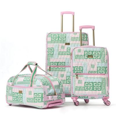 Macbeth Prepset 3-pc. Lightweight Luggage Set