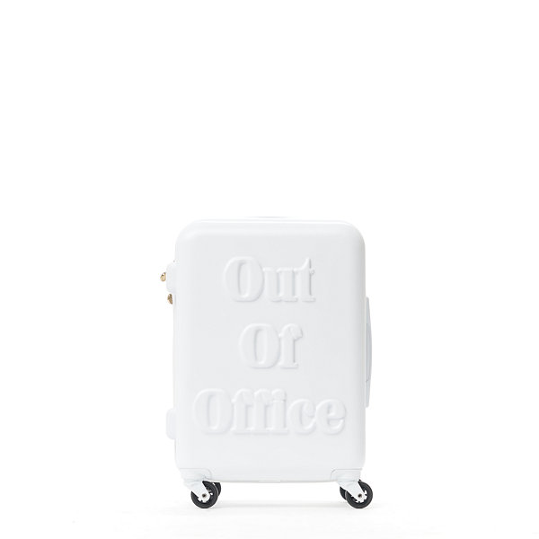 Macbeth Out Of Office 21 Inch Hardside Lightweight Luggage