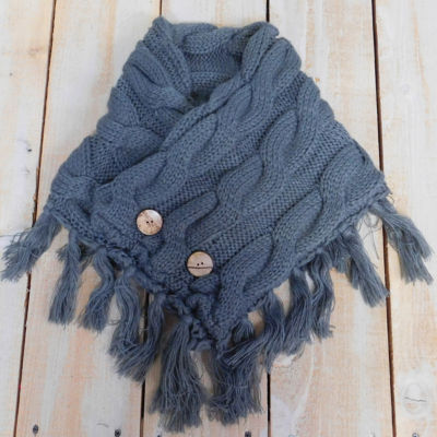 Design Imports Cold Weather Wrap