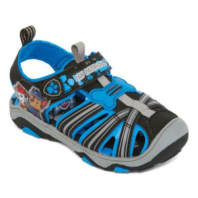 Nickelodeon Paw Patrol Boys Flat Sandals - Toddler