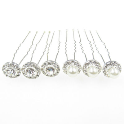 Vieste Rosa 6-pc. Hair Pins