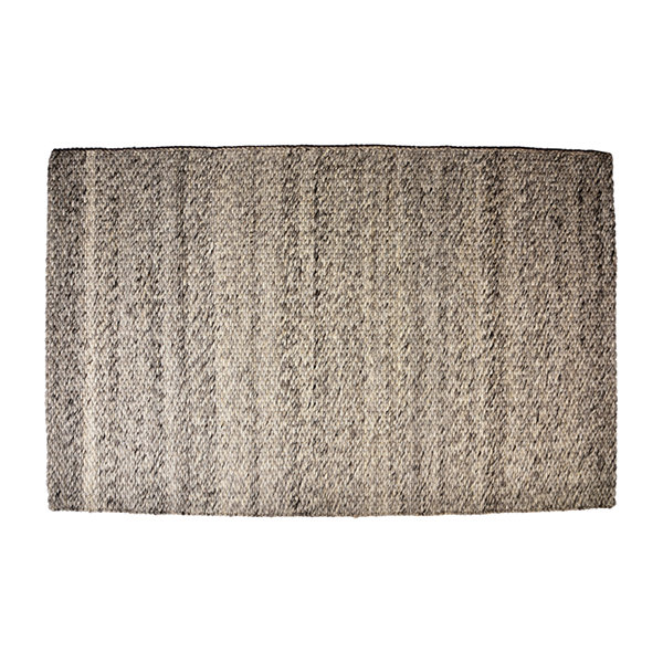 Maple Collection Wool Rectangular Area Rug