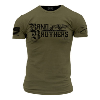 Grunt Style Band of Brothers Graphic T-Shirt