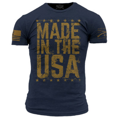 Grunt Style Made in the U.S.A Graphic T-Shirt