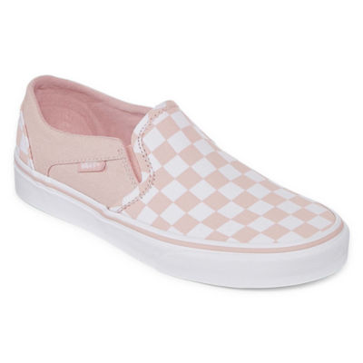 Vans Asher Slip-On Womens Skate Shoes