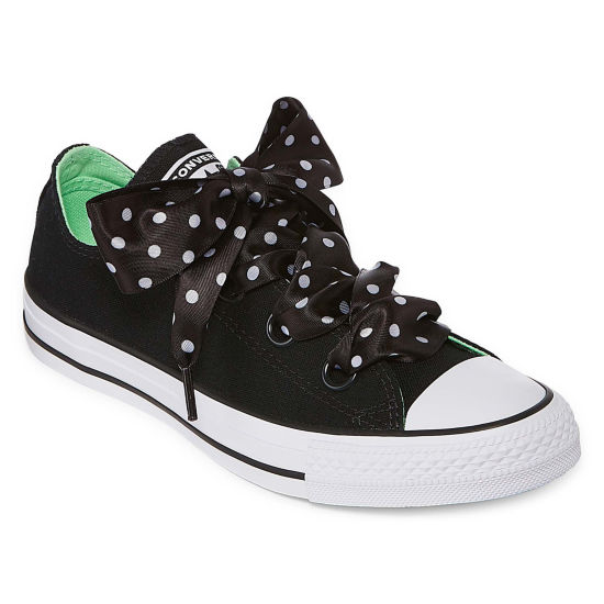 Converse Ctas Big Eyelets Ox Womens Sneakers Lace-up