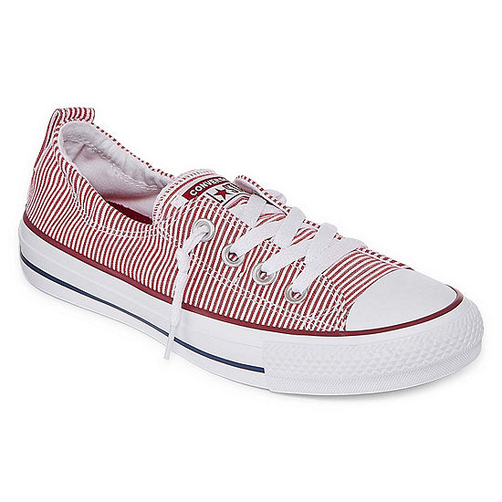 Converse Chuck Taylor All Star Shoreline Womens Sneakers Pull-on