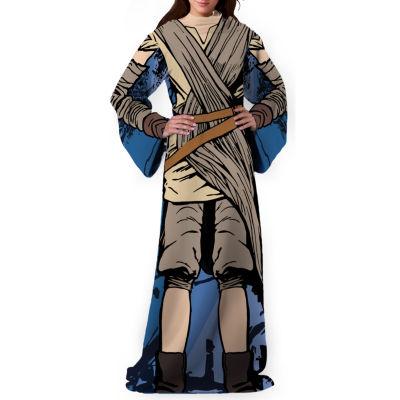 Star Wars EPS 7  Jakku Rey Throw