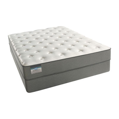 BeautySleep® Alive Cushion Firm Tight-Top Memory Foam Mattress + Box Spring