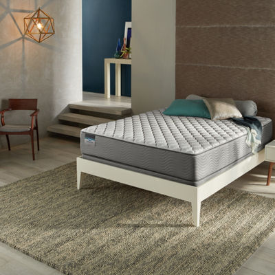 BeautySleep® Alexander Hills Firm Tight-Top - Mattress + Box Spring