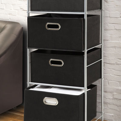 Bintopia™ 4-Drawer Trolley Cart