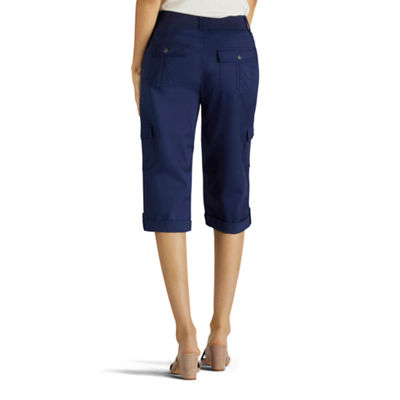 Lee Relaxed Fit Skimmers-Petite