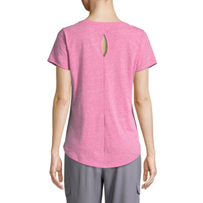 St. John's Bay Active Short Sleeve Graphic Tee