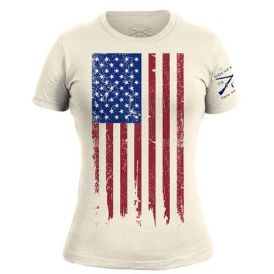 Grunt Style Full Color Flag T-Shirt