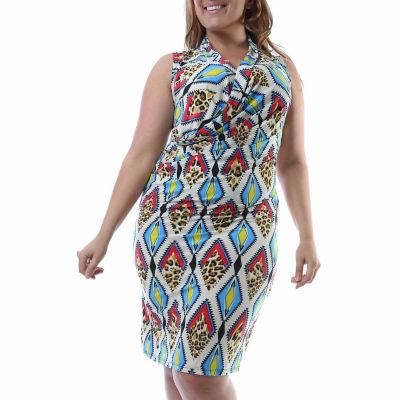 24/7 Comfort Apparel April Avenues Maternity Dress