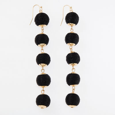 Bijoux Bar Drop Earrings