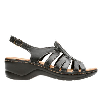 Clarks Womens Lexi Marigold Strap Sandals