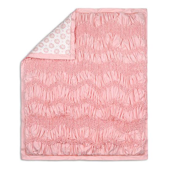 The Peanut Shell Jayden Quilt Baby Blankets