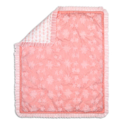 The Peanut Shell Audrey Quilt Baby Blankets