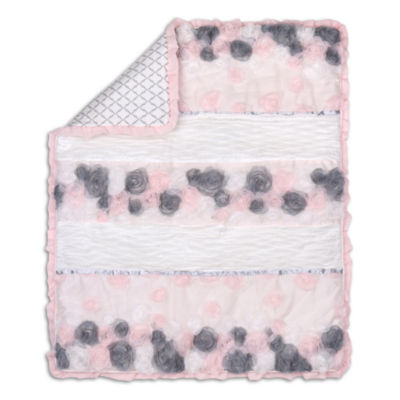 The Peanut Shell Colette Quilt Baby Blankets