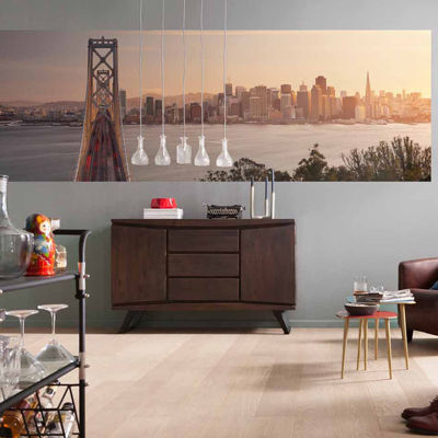 Brewster Wall California Dreaming Mural Wall Decal