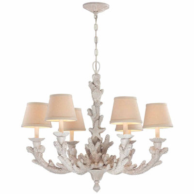 Seahaven Coral Chandelier
