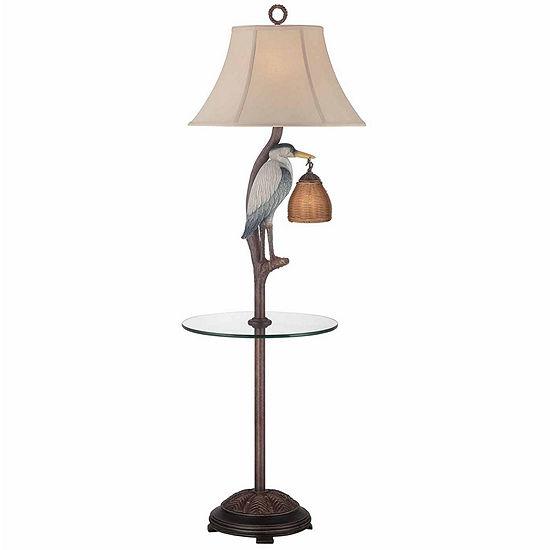 Seahaven Heron Floor Lamp