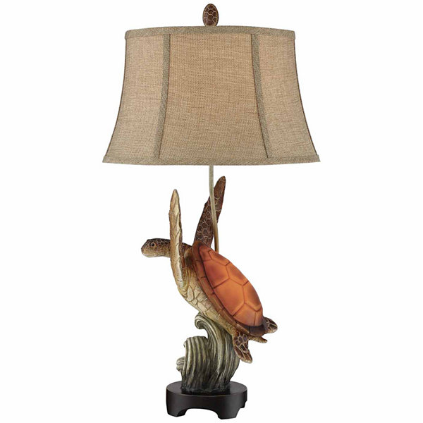 Seahaven turtle table lamp jcpenney seahaven turtle table lamp mozeypictures Gallery
