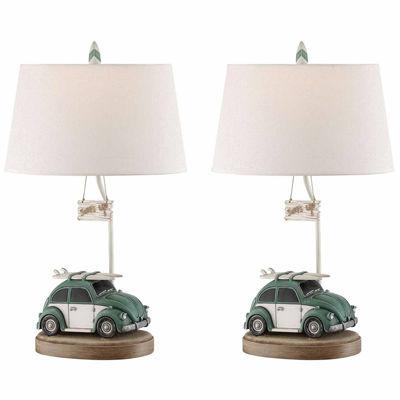 Seahaven Beach Table Lamp Set