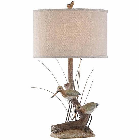 Seahaven Bird Table Lamp