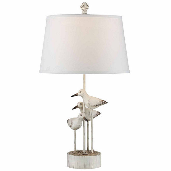 Seahaven Bird Table Lamp Set