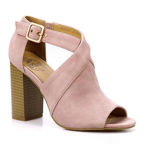 Dolce By Mojo Moxy Womens Birmingham Heeled Sandals