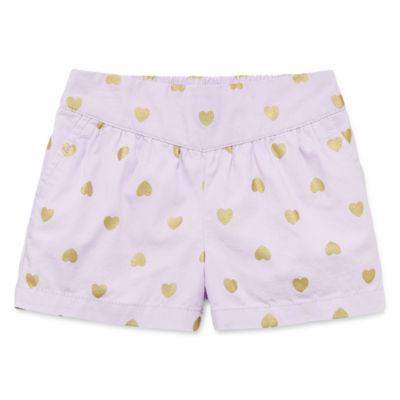 Okie Dokie Pull-On Short Toddler Girls