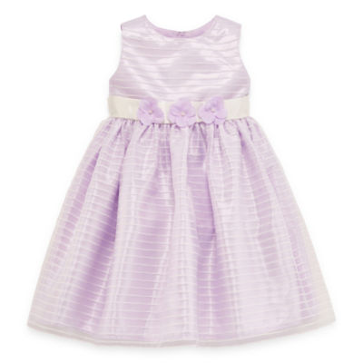 Princess Faith Sleeveless Party Dress - Toddler Girls