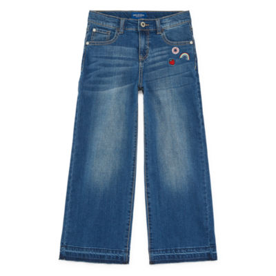 Arizona Denim Culotte - Girls' 4-16 & Plus