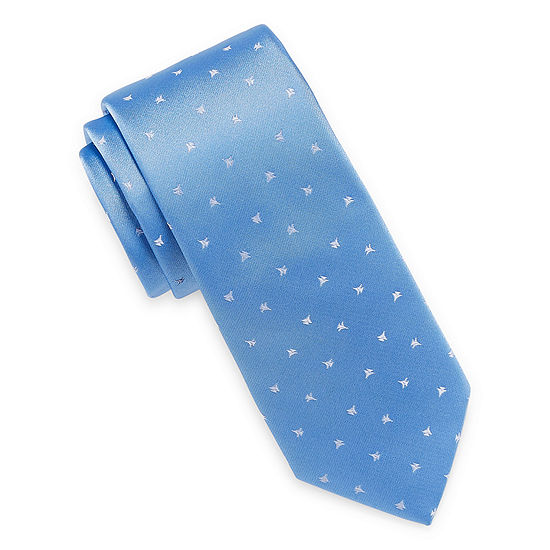 Van Heusen Allover Plane Boys Tie